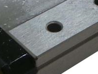 NSK 焊头Z方向导轨LINEAR GUIDE 20584544 LU090115TLK2-02P51 DB
